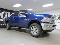 Body Style: Pickup Exterior Color: BLUE STREAK Interior