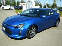 Body Style: Coupe Exterior Color: Blue streak metallic