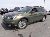 Body Style: Wagon Exterior Color: Wilderness Green