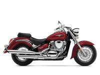 I currently have a New 2015 Suzuki Boulevard C-50 for