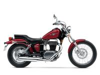 I currently have a New 2015 Suzuki Boulevard S-40 for