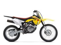 I currently have a new 2015 Suzuki DRZ 125-L for sale.
