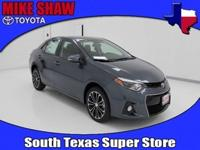 Body Style: Sedan Exterior Color: Slate Metallic
