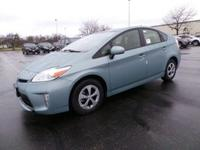 Body Style: Hatchback Exterior Color: Sea Glass Pearl