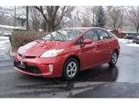 Body Style: Hatchback Exterior Color: Barcelona Red