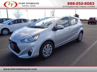 Body Style: Hatchback Exterior Color: CLASSIC SILVER
