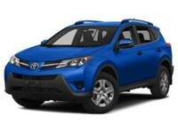 Body Style: SUV Exterior Color: Blue crush metallic