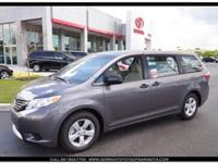 Body Style: Mini-Van Exterior Color: Predn Interior