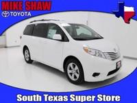 Body Style: Mini-Van Exterior Color: Super White