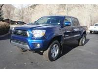 Body Style: Pickup Exterior Color: Blue Ribbon