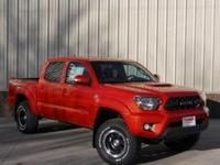 Body Style: Pickup Exterior Color: Inferno Red Interior