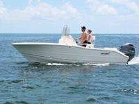 This new 2016 BullsBay 200 Center Console also includes