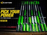 NEW 2016 Easton Baseball and Softball Bats. FREE