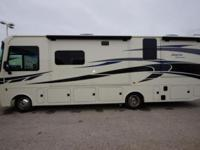 Jayco Precept 31UL Layout Plenty of living space is