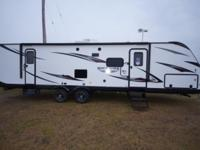 This is a GREAT travel trailer for the growing family.