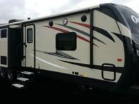 This Keystone Outback Diamond Super Lite 326RL travel