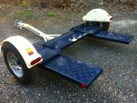 New 2016 Master Tow dollies. LED light, radial tires,