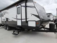 2017 255 LX Features and Options Enjoy camping with