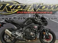 NEW 2017 Yamaha FZ-10 $10,999  Visit us