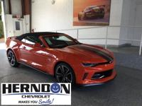 Camaro 2LT 2LT, 2D Convertible, 3.6L V6 DI, 8-Speed