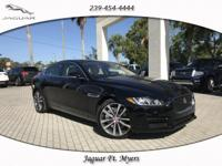 2018 Jaguar XE 30t Prestige 24/32 City/Highway MPG  11