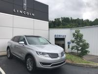 Ingot Silver 2018 Lincoln MKX Reserve FWD 6-Speed