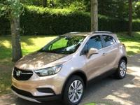 Coppertino Metallic 2019 Buick Encore Preferred AWD