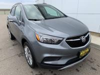 Satin Steel Gray Metallic 2019 Buick Encore Preferred