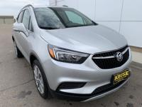 Quicksilver Metallic 2019 Buick Encore Preferred AWD