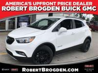 Summit White 2019 Buick Encore Sport Touring FWD