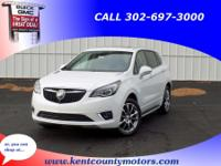$8,970 off MSRP! Summit White 2019 Buick Envision