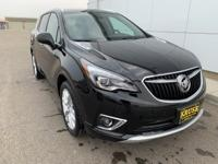 Ebony Twilight Metallic 2019 Buick Envision Premium I