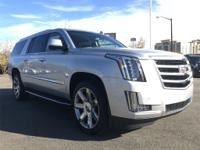 Radiant Silver Metallic 2019 Cadillac $11,000 off MSRP!