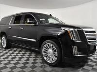 2019 Cadillac Escalade ESV 4 Wheel Drive!!! This