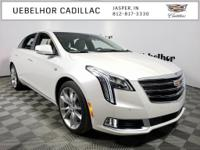 Price Includes: $1,000 Cadillac Bonus Cash and $2,500