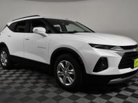 2019 Chevrolet Blazer All Wheel Drive!! This is the