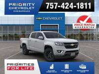 2019 Chevrolet Colorado Summit White V6 4WD Z71 Price