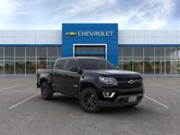 Black 2019 Chevrolet Colorado Z71 4WD 8-Speed Automatic