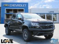 2019 Chevrolet Colorado finds the perfect balance