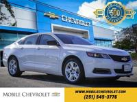 $1,848 below Invoice! Summit White 2019 Chevrolet