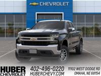The 2019 Chevrolet Silverado 1500 is for when nothing