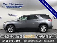 2019 Chevrolet Traverse LT Cloth w/1LT Steel Metallic