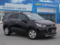 Black Metallic 2019 Chevrolet Trax LT FWD 6-Speed