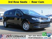 Equipped with: Rear Cam, 3rd Row Seats, Apple CarPlay,
