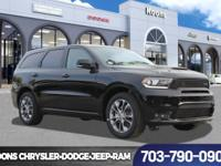 This Dodge won't be on the lot long! This SUV