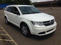 White 2019 Dodge Journey SE Canada Value Package FWD