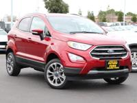 Delivers 29 Highway MPG and 23 City MPG! This Ford