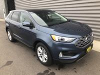 2019 Ford Edge SEL AWD Blue AWD. 2.0LAsk about our Free