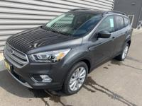 Magnetic 2019 Ford Escape SEL 4WD 6-Speed Automatic