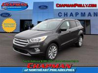Magnetic Metallic 2019 Ford Escape SEL 4WD 6-Speed